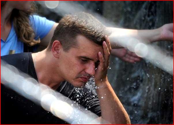 Очень жаркое лето в России  (гей блюсик 5131)