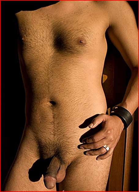 Красота мужского тела  (гей блюсик 5171)