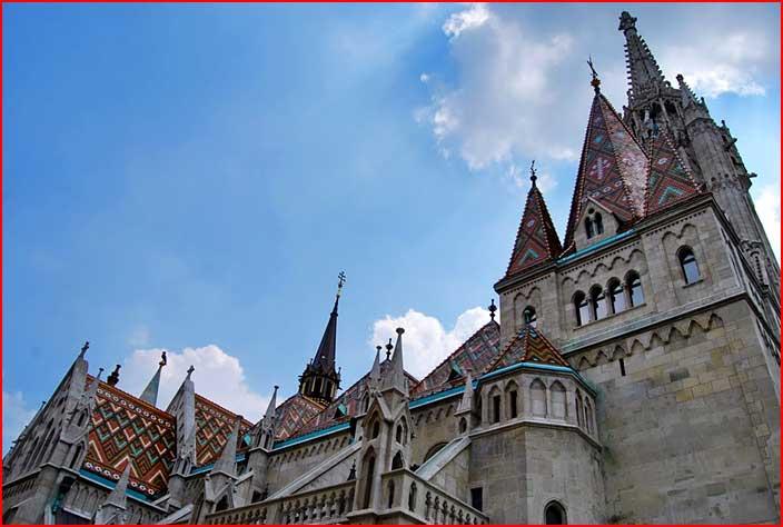 Прогулка по Будапешту  (гей блюсик 5183)