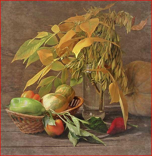 Осенний букет  (гей блюсик 5331)