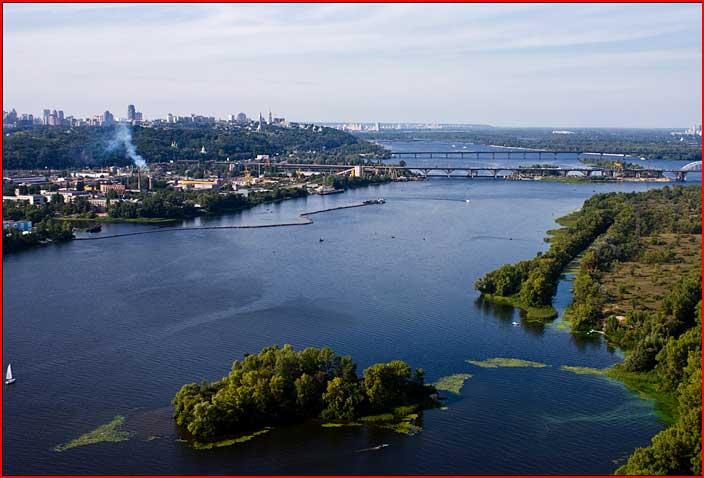 Киев с высоты  (гей блюсик 5347)