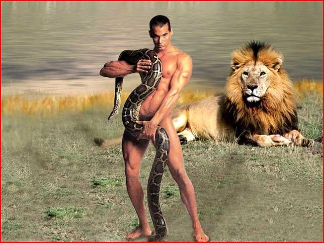 Маугли  (гей блюсик 5518)