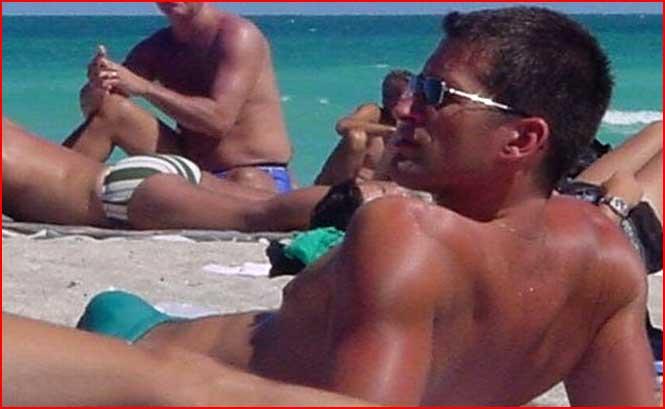Вспоминая летние деньки  (гей блюсик 5607)
