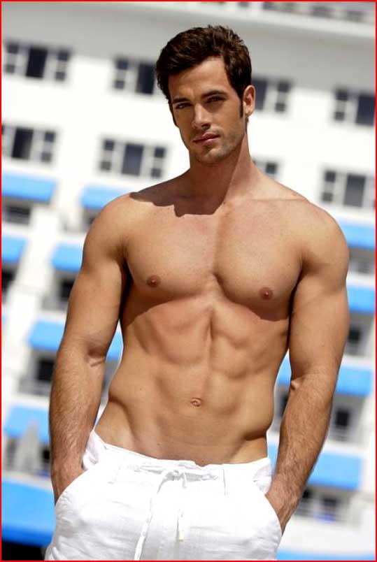 Красавчик William Levy  (гей блюсик 5615)