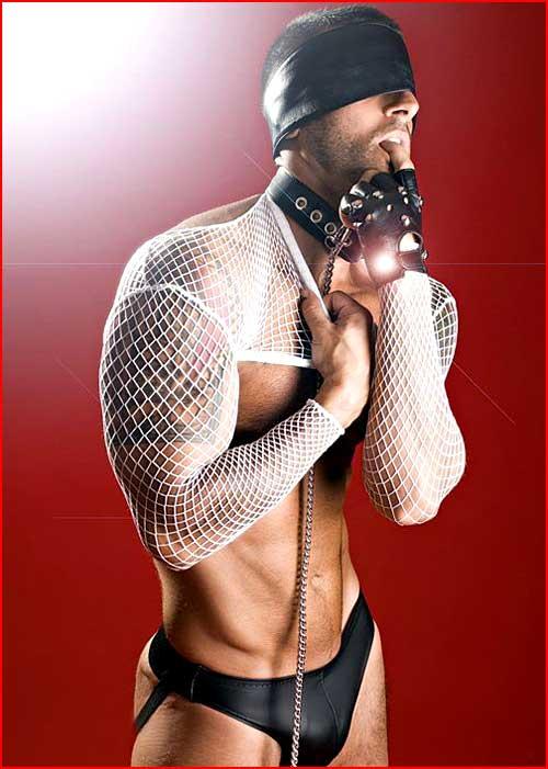 Thomas Synnamon's Leather & Lace 2011  (гей блюсик 5679)