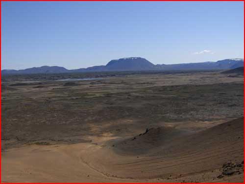 Вулканические поля Крафла, Исландия  (гей блюсик 579)