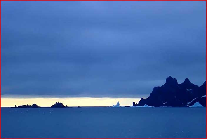 Антарктика  (гей блюсик 5827)