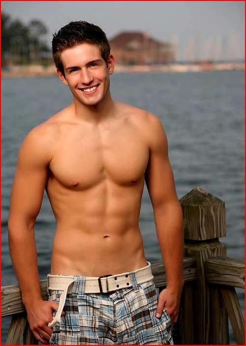 Красавчик Jacob Goodall  (гей блюсик 5950)