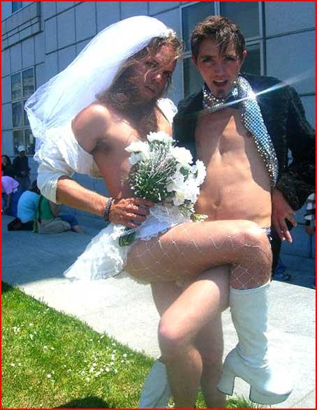 Жених и невеста  (гей блюсик 600)