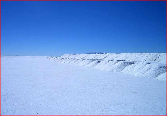 Салинас Грандес - белоснежная пустыня Аргентины  (гей блюсик 6003)