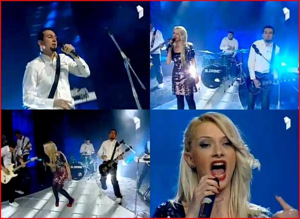 Eldrine - Евровидение 2011, Грузия (видео)  (гей блюсик 6008)