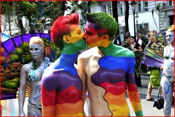 Весёлые картинки  (гей блюсик 6061)