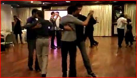 Милонга гей-танго (видео)  (гей блюсик 6120)