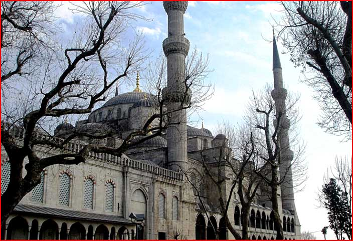 Стамбул. Вид с моря.  (гей блюсик 6239)