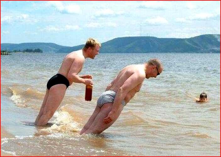 Лето, лето!  (гей блюсик 6427)