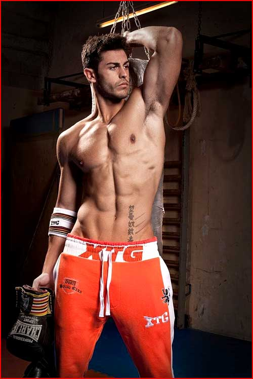 Paco Talavera  (гей блюсик 6506)