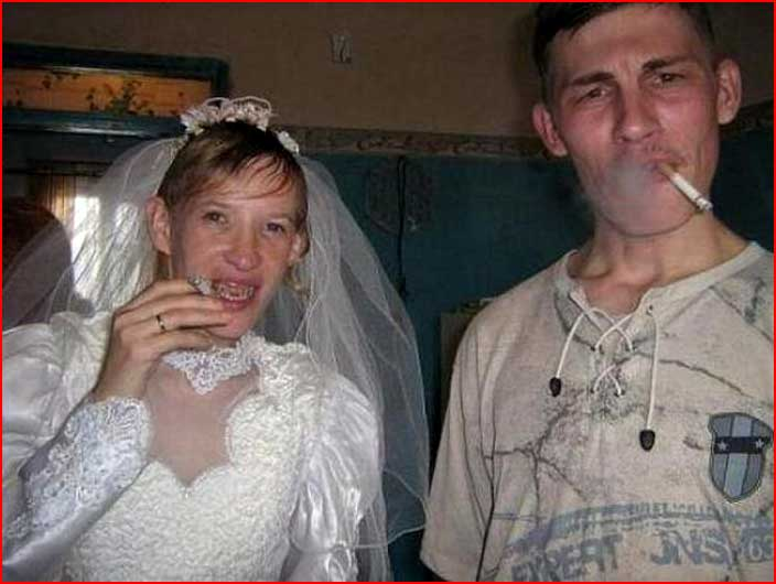 Жених и невеста  (гей блюсик 6580)