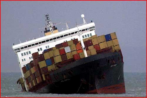 Морские катастрофы  (гей блюсик 667)