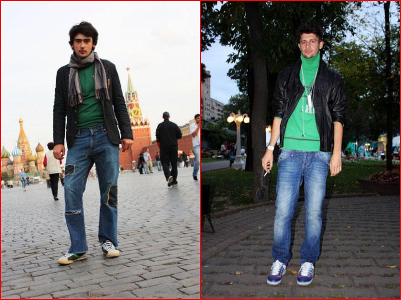 Московские стиляги  (гей блюсик 7671)