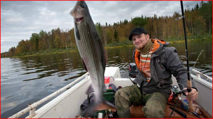 на что ловить рыбу в карелии