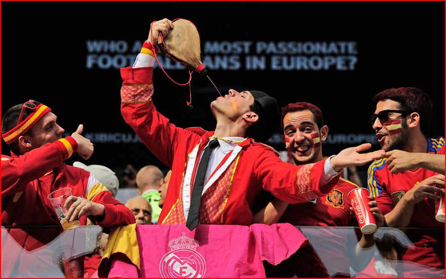 Фанаты Евро - 2012  (гей блюсик 7831)
