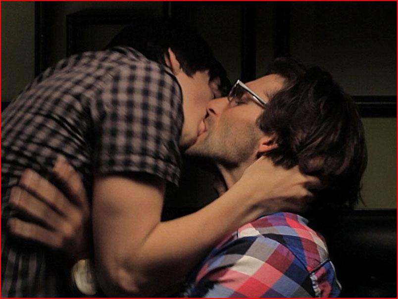 Сладкий поцелуй  (гей блюсик 8100)