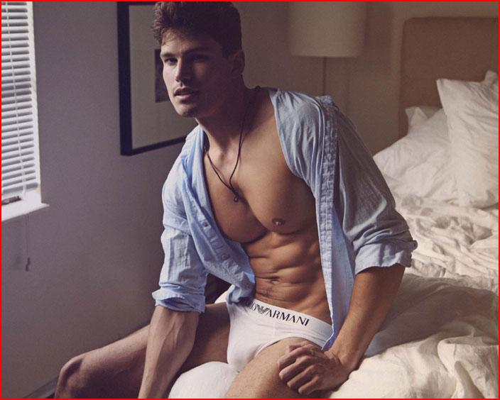 Фотомодель  Bernardo Arriagada  (гей блюсик 8194)