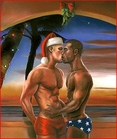 Мой друг Санта  (гей блюсик 8600)