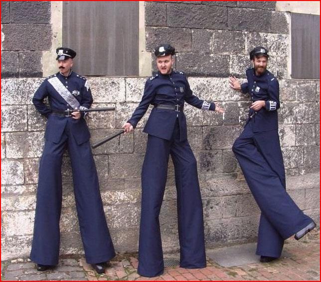 Блюстители порядка  (гей блюсик 8684)