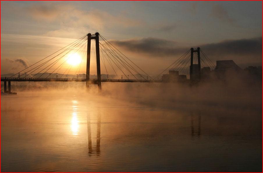 Река Енисей  (гей блюсик 8699)
