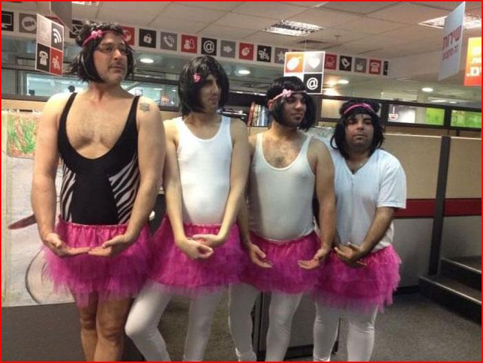Балетные красавицы