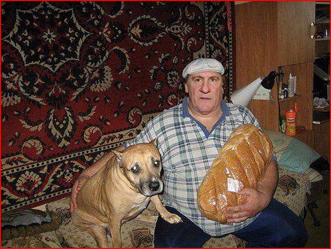 Жизнь по-русски