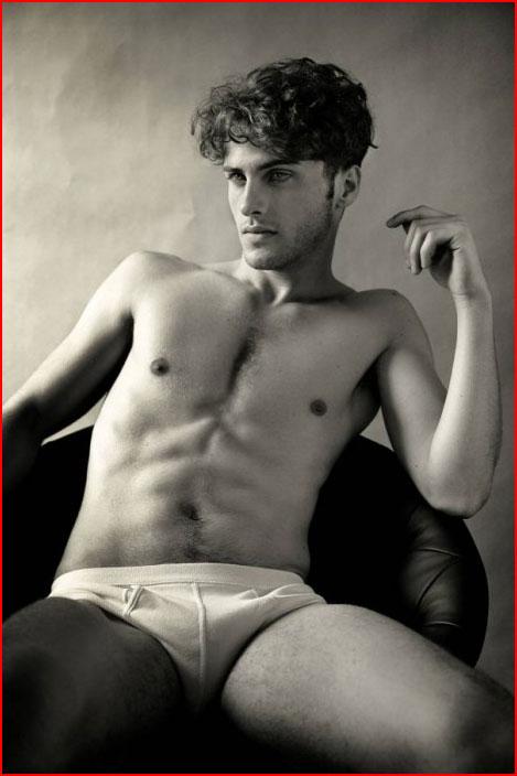 Фотомодель Rhuan Favoretto  (гей блюсик 9118)