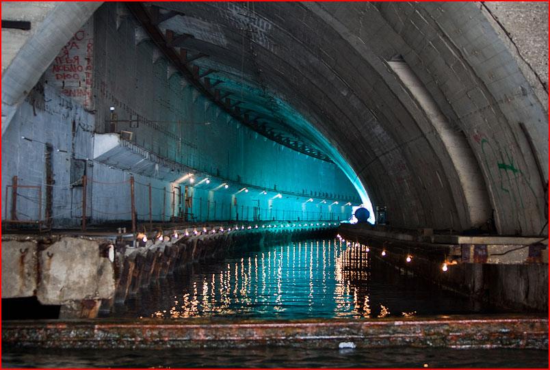 база подводных лодок севастополь
