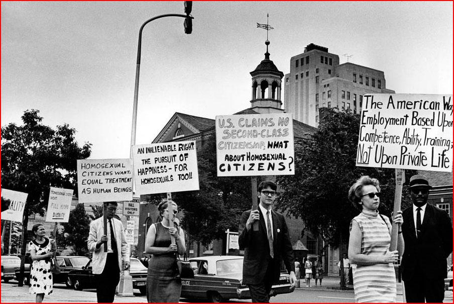 История движения за права геев в США  (гей блюсик 9379)