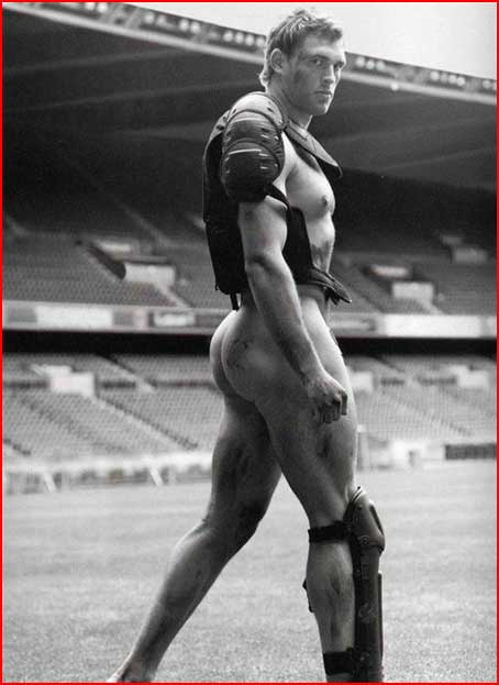 Обнаженные французские регбисты  (гей блюсик 939)