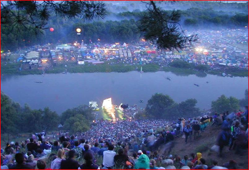 """Фестивали авторской песни - Грушинский  и """"Платформа"""" - 2013 (видео) &  (гей блюсик 9423)"""