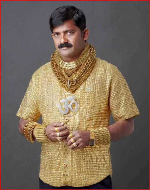 Любитель золота