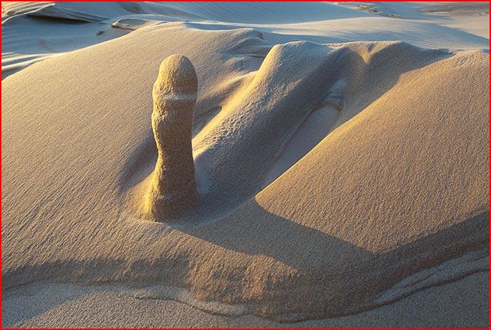 Песчаное изваяние  (гей блюсик 9692)