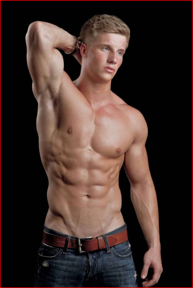 Породистый парень  (гей блюсик 9826)