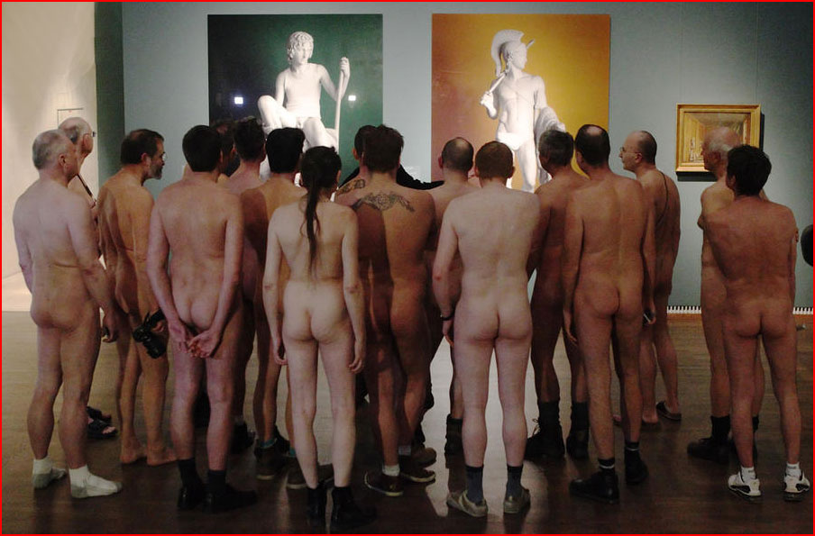 Музей для голых