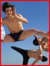 Пляжные выкрутасы  (гей фото, блюсик 10688)