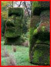 Монументальные скульптуры из растений  (гей фото, блюсик 10747)