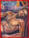 Гомоэротизм в живописи  (гей фото, блюсик 10839)