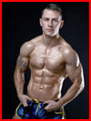 Спортсмен  (гей фото, блюсик 11146)