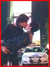 На улице большого города  (гей фото, блюсик 11720)