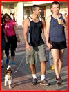 Прогулка втроём  (гей фото, блюсик 11900)
