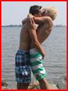 Влюблённые парни  (гей фото, блюсик 12342)