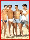 Горячие денёчки  (гей фото, блюсик 12588)
