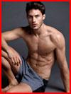 Гей модель Jabel Balbuena  (гей фото, блюсик 13390)